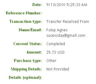 Первая выплата с BigInvestmentGroupBux.com