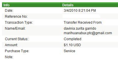 Третья выплата с Marihuanabux.com