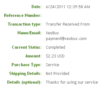 3 payment Proof With Register Links Xeobux_1
